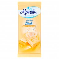 Alpinella Czekolada biała 90 g