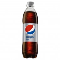 Pepsi Light Napój gazowany 0,5 l