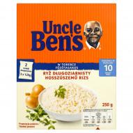 Uncle Ben's Ryż długoziarnisty 250 g (2 torebki)