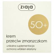 Ziaja Krem przeciw zmarszczkom 50+ 50 ml