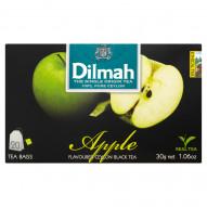 Dilmah Cejlońska czarna herbata z aromatem jabłka 30 g (20 torebek)