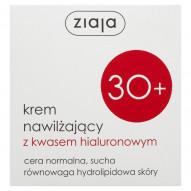 Ziaja Krem nawilżający z kwasem hialuronowym 30+ 50 ml