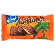 Krakuski Maltanki Herbatniki w masie czekoladopodobnej 80 g