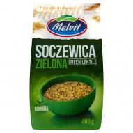 Melvit Soczewica zielona 400 g