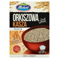 Melvit Premium Kasza orkiszowa 400 g (4 torebki)