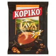 Kopiko Java Coffee 3in1 Rozpuszczalny napój kawowy 21 g