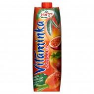 Hortex Vitaminka & Superfruits Mango marakuja marchewka jabłko Sok 1 l