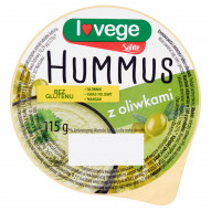 Sante Hummus z oliwkami 115 g