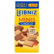 Leibniz Minis Choco Herbatniki w czekoladzie mlecznej 120 g