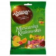 Wawel Mieszanka Krakowska Galaretki w czekoladzie 150 g