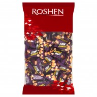 Roshen Candy Nut Nugat i delikatny karmel z orzeszkami arachidowymi i chrupkami ryżowymi 1 kg