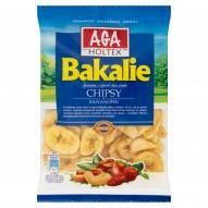 Bakalie Chipsy bananowe 80 g