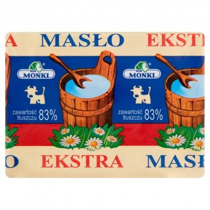 MSM Mońki Masło ekstra 200 g