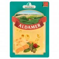 MSM Mońki Aldamer ser typu szwajcarskiego plastry 150 g