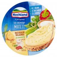Hochland Ser kremowy w trójkącikach Mixtett 200 g