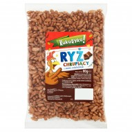 Kukuryku! Ryż chrupiący o smaku czekoladowym 80 g