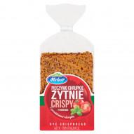 Melvit Crispy Pieczywo chrupkie żytnie z pomidorami i bazylią 130 g
