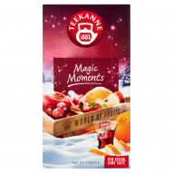 Teekanne World of Fruits Magic Moments Aromatyzowana mieszanka herbatek owocowych 50 g (20 x 2,5 g)