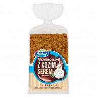 Melvit Pieczywo chrupkie żytnie z kozim serem i rozmarynem 130 g