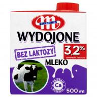 Mlekovita Wydojone Mleko bez laktozy 3,2% 500 ml