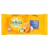belVita Śniadanie Zboża + mleko Ciastka z pełnego ziarna 50 g