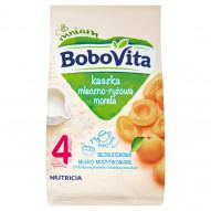BoboVita Kaszka mleczno-ryżowa morela po 4 miesiącu 230 g