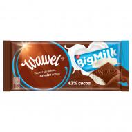 Wawel Big Milk Czekolada z nadzieniem 100 g