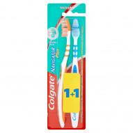 Colgate Navigator Plus Szczoteczka do zębów średnia 2 sztuki