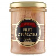 MK Filet z tuńczyka w sosie własnym 200 g
