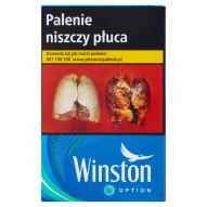 Winston Option Papierosy 20 sztuk