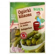 Bies Ogórki kiszone 650 g