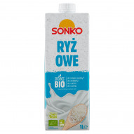 Sonko Bio Napój ryżowy 1 l