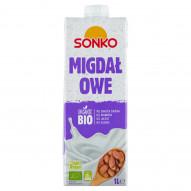 Sonko Bio Napój migdałowy 1 l