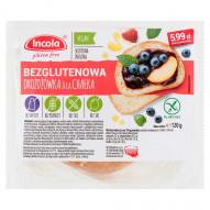 Incola Drożdżówka à la chałka bezglutenowa 120 g