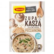 Winiary Zupa z kaszą jęczmienną pieczarkowa 75 g