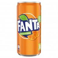 Fanta Pomarańczowa Napój gazowany 200 ml