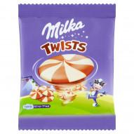 Milka Twists Czekolada mleczna i biała 14,4 g