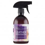 Perfect House Leather Profesjonalne mleczko do czyszczenia i pielęgnacji skór 480 ml