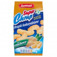 Super Chrup Chrupki kukurydziane smak orzechowy 70 g