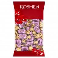 Roshen De Luxe Cukierki przekładane biszkoptem i miękkim karmelem w polewie kakaowej 0,8 kg