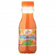 Hortex Vitaminka & Superfruits Mango marakuja marchewka jabłko Sok 300 ml