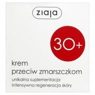 Ziaja Krem przeciw zmarszczkom 30+ 50 ml