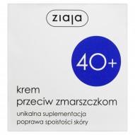 Ziaja Krem przeciw zmarszczkom 40+ 50 ml