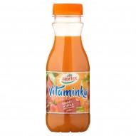Hortex Vitaminka & Superfruits Granat acerola marchewka jabłko Sok 300 ml
