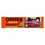 Oshee for Runners Baton musli z wiśniami 30 g