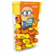 Tic Tac Gru Dru i Minionki Drażetki o smaku banana i mandarynki 18 g