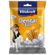 Vita Dental 3W1 Small 120G Vitakraft