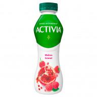 Activia Jogurt malina granat 300 g