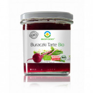 Buraczki tarte ekologiczne 370ml Bio-Food