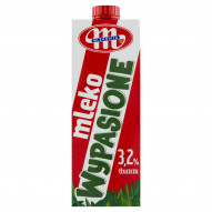 Mlekovita Wypasione Mleko UHT 3,2 % 1 l
